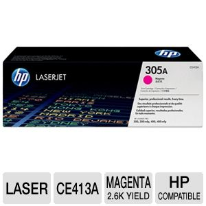 HP 305A Magenta LaserJet Cartridge