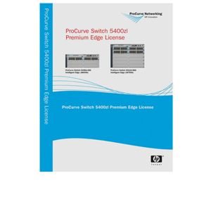 HP Premium Edge License for Switch 5400 Series