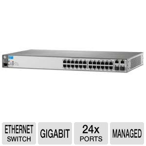 HP 2620-24 Switch