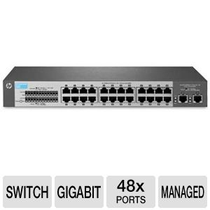 HP V1810-48G J9660A Switch