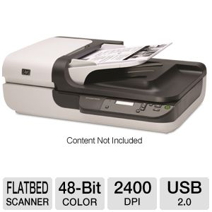 HP ScanJet N6310 Digital Flatbed/Sheetfed Scanner