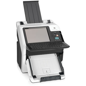 HP 7000nx L2708A Document Capture Workstation