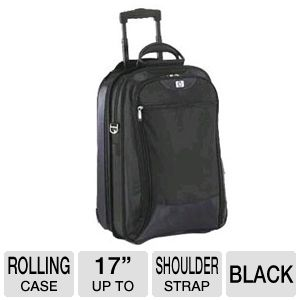 "HP RC441AA 17"" Vertical Rolling Case"