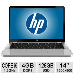 "HP 14"" Core i5 128GB SSD Notebook PC"