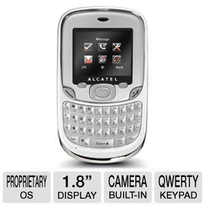 H2O Wireless Alcatel 356 Prepaid Cellphone