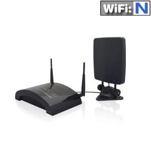 Hawking  Hi-Gain Wireless-300N Smart Repeater Pro