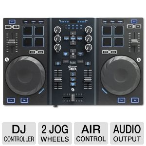 Hercules DJ Control AIR 2-Deck Controller 