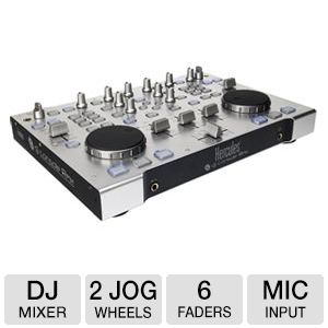 Hercules DJ Console RMX Dual-Deck Controller