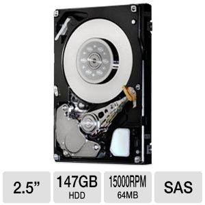 Hitachi Ultrastar C15K147 147GB Hard Disk Drive