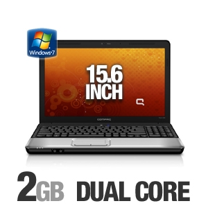HP Compaq Presario CQ61-320CA Notebook PC