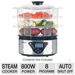 Home Image Steam Cooker