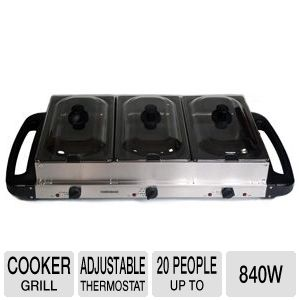 Home Image HI-8K103 Multi Cooker/Grill