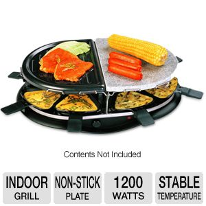 Home Image 1200W Indoor Grill