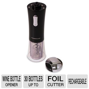 HomeImage Wine Bottle Opener with LED light