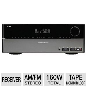 Harman Kardon HK3390 Stereo Receiver