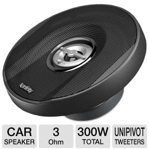 "Infinity Harman 6"" x 9"" Two Way Car LoudSpeaker"