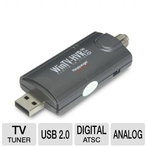 Hauppauge 1200 WinTV-HVR850 USB 2.0 TV Tuner
