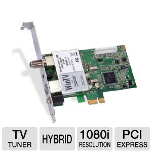Hauppauge WinTV-HVR1250 Video Capture Board