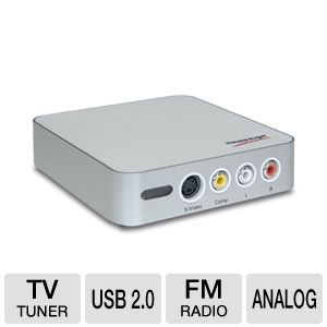 Hauppauge WinTV-HVR1950 USB TV Tuner