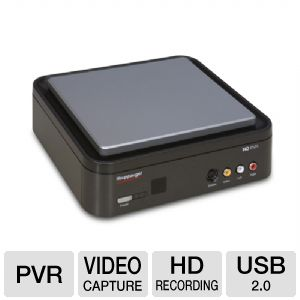 Hauppauge HD PVR High Definition Personal Recorder