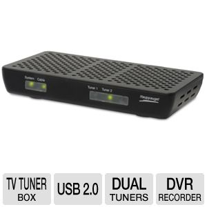 Hauppauge WinTV Dual Tuner Cable Card TV Tuner