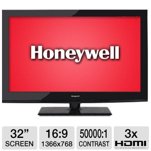 "Honeywell 32"" 720p 60Hz LED HDTV"