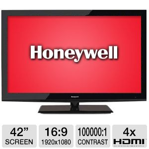 "Honeywell LE.42T1 42"" 1080p 120Hz LED HDTV"