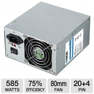 HEC 585W Orion Power Supply