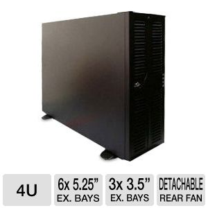 Compucase 4U Rackmount Chassis