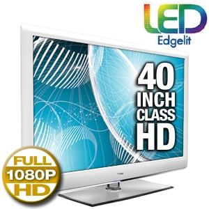 Haier HL40XSLW2 40&quot; Ultra Slim LED HDTV