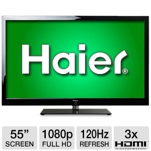 Haier 55&quot; Class LED HDTV