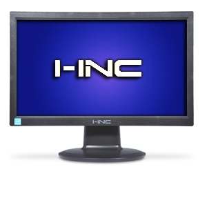 I-Inc IK161ABB 16&quot; Widescreen LED Monitor