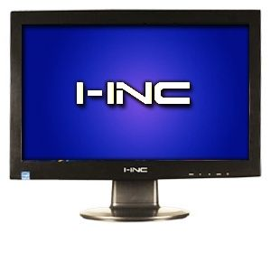 I-INC iK171ABB 17&quot; Widescreen LCD Monitor