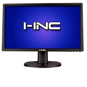 I-Inc iK201ABB 20&quot; Widescreen LCD Monitor