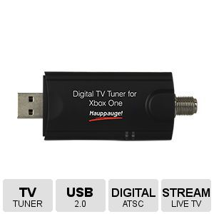 Hauppauge Digital TV Tuner For Xbox One - 1578