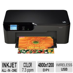 HP Deskjet 3522 Wireless e-All-in-One Printer