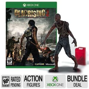 Dead Rising 3 For Xbox One Bundle