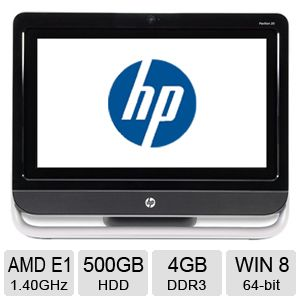 "HP 20"" F230 AMD E1 4GB Refurbished"