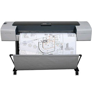 HP DesignJet T1100ps Printer