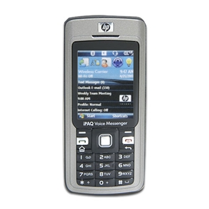 HP - iPAQ 510 Voice Messenger - Unlocked GSM Phone