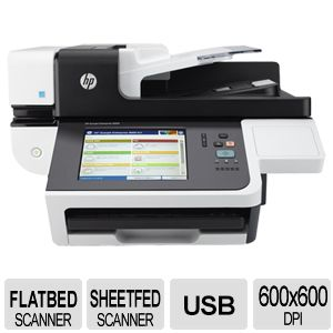 HP 8500 L2719A Sheetfed/Flatbed Scanner