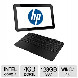 "HP 11.6"" Tablet PC - G1Q88UT#ABA"