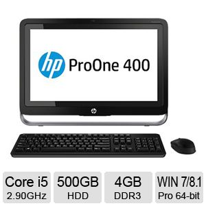 HP ProOne 400 G1 All-In-One PC