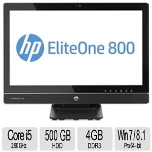 HP F4K60UT#ABA Elite Desktop PC