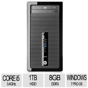 HP ProDesk 400 Core i5 1TB Desktop