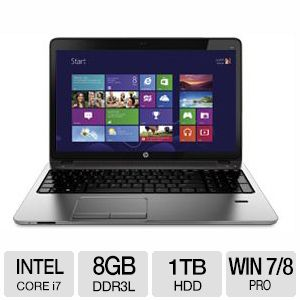 "HP 450 15.6"" Notebook - G4T52UT#ABA"