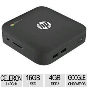 HP Chromebox Ultra Mini Computer