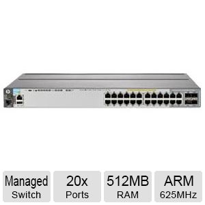 HP 2920-24G Managed Switch