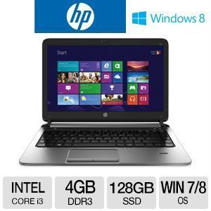 "HP ProBook 13.3"" Notebook - F2P80UT#ABA"