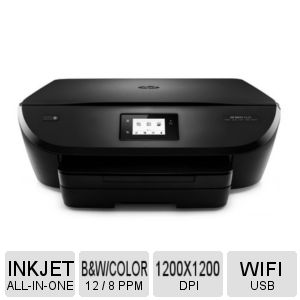 HP Envy 5540 Wireless All-in-One Color InkJet Printer